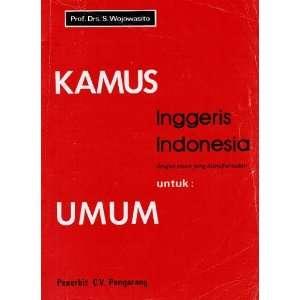 Kamus Inggeris Indonesia untuk umum dengan ejaan yang disempurnakan: S