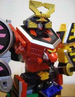 DX SHINKEN OH Samurai Shinkenger Megazord Power Rangers Figure