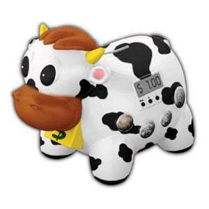 Cash Cow Talking Bank Toys & Games