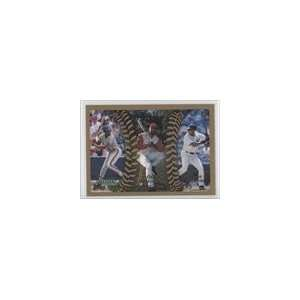1999 Topps #458   Guerrero/Vaughn/B.Will AT: Sports Collectibles