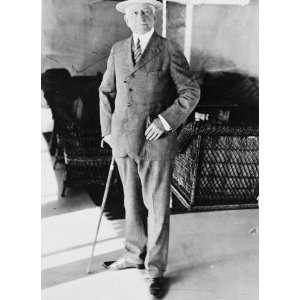 1923 photo Rear Adml. Willard H. Brownson, 1/12/23