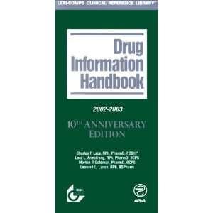 Drug Information Handbook, 2002 2003