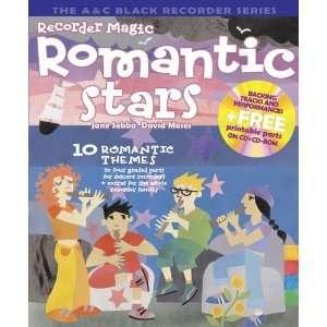 Recorder Magic Romantic Stars (9780713672633): Jane Sebba: Books