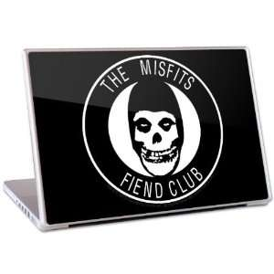 Music Skins MS MISF20042 14 in. Laptop For Mac & PC  Misfits  Fiend