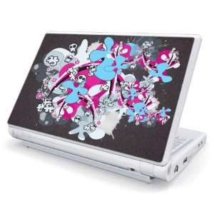 Paint Splash Decorative Skin Cover Decal Sticker for Asus Eee PC 900