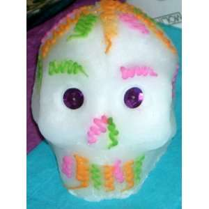 Calaveras de Azucar   Sugar Candy Skull Dia de Muertos   Medium