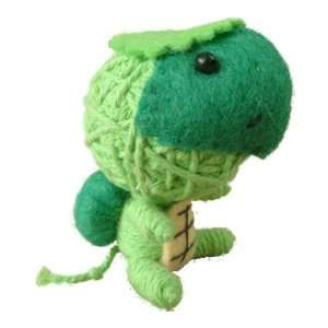 String Voodoo Doll Keychain Baby Turtle Baby Animal Series