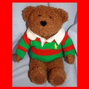 Ralph Lauren Polo Collectible Teddy Bear (2005) Toys
