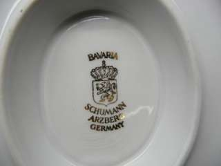 Bavaria gravy bowl dish schumann arzberg germany white