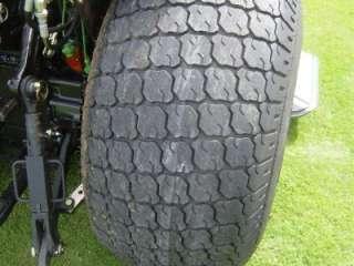 Tractor   John Deere 3320, 32.5hp, mower, loader, & turf tyres