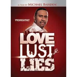 LOVE, LUST & LIES Michael Baisden Movies & TV
