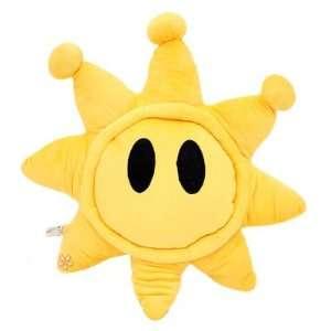 Nintendo Super Mario Sunshine 12 Shine Sprite Plush Toys & Games