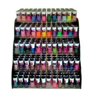 360 Pc 30 Assorted Color Crack Nail Poli Case Pack 360