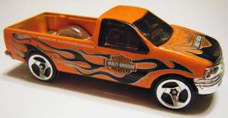1997 Harley Davidson Ford F150 Pickup 164 Scale