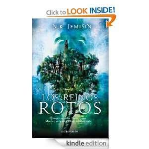 Los Reinos Rotos Segunda parte de la trilogía de «El legado