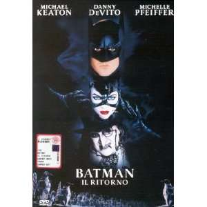 Batman Il Ritorno Michael Keaton, Christopher Walken