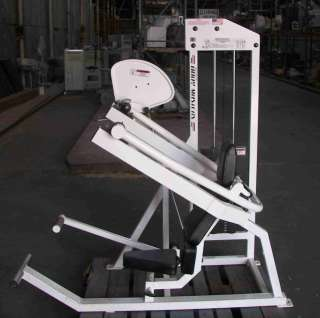 BODY MASTERS SELECTORIZED MD 422 OVERHEAD TRICEP