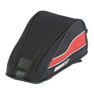 Joe Rocket Black/Red Manta Tail Bag: Everything Else