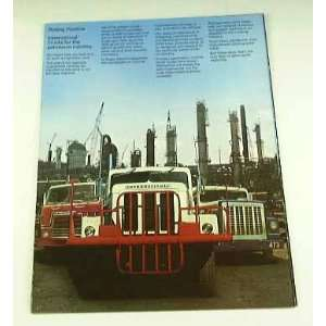 76 INTERNATIONAL Truck BROCHURE Loadstar Transtar