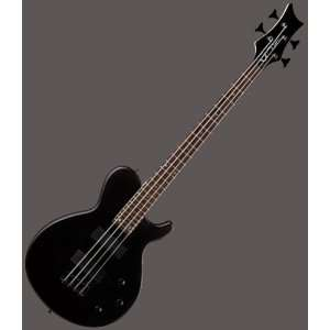 NEW PRO QUALITY DEAN BLACK BEAUTY EVO XM BASS GUITAR