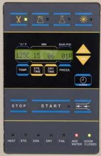 Tuttnauer Brinkmann 2540E Sterilizer/Autoclave 23 liter