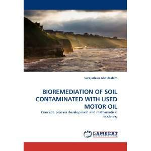 BIOREMEDIATION OF SOIL CONTAMINATED WITH USED MOTOR OIL