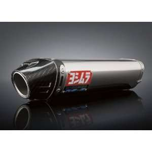 03 04 HONDA CBR600RR YOSHIMURA RS 5 SLIP ON EXHAUST   STAINLESS STEEL