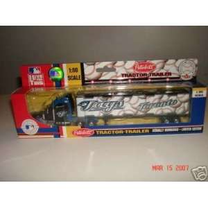 Semi Diecast Tractor Trailer Truck 1/80 By Fleer Collectibles: Toys