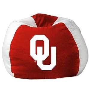 Oklahoma Sooners Bean Bag Chair