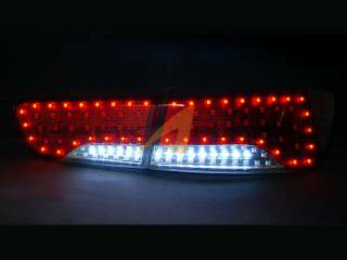 2010 Kia Forte Koup LED Tail Lights Taillights