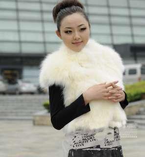 Promotion Real Fox Fur Rhinestone Embellished Short Sleeve Coat Beige