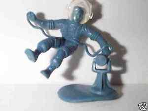MARX 1950S TOM CORBETT PLAYSET SPACEMAN W HELMET LL