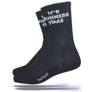 Top Business Time Cycling/Running Socks   TLLBIZ