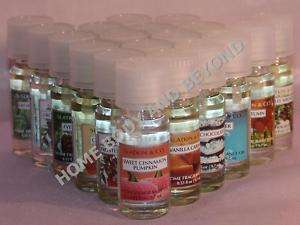 BATH & AND BODY WORKS Home Fragrance Oil You Choose