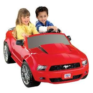 Power Wheels Ford Mustang Toys & Games