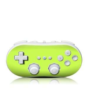 Design Skin Decal Sticker for the Wii Classic Controller Electronics
