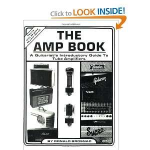 Guide to Tube Amplifiers (9780933224056) Donald Brosnac Books