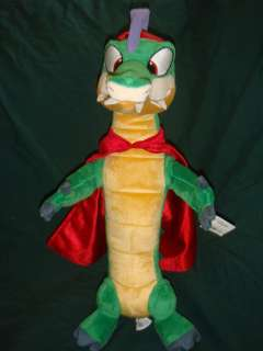 Disney Ben Ali Alligator from Fantasia Plush Doll New Cute