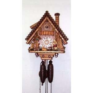 Cuckoo Clock Black Forest House, Shepherd Home & Kitchen