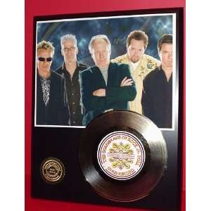 Little River Band 24kt Gold Record LTD Edition Display