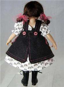 NEW Kish 8 BEST FRIENDS FOREVER KENDALL COMPLETE Doll OUTFIT ONLY
