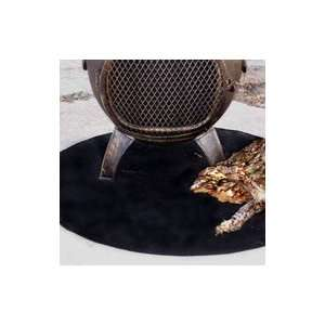 Blue Rooster Flexible Fire Resistant Chiminea Pad