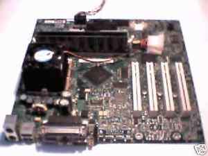 Pentium Motherboard DELL Dimension L800 A01025 310 N232