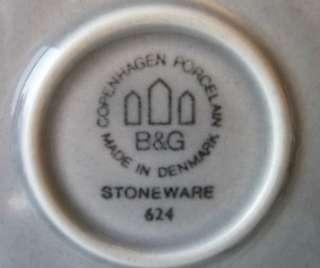 Bing & Grondahl B&G Copenhagen Porcelain Tema DINNER PLATE Denmark