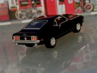 Hot 70 Ford Mustang Mach 1 Cobra Jet Limited Edition 1/64 Scale