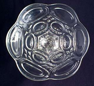 flint glass EXCELSIOR tazza (cake stand) , 8d EAPG