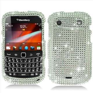 Bling Hard Case Cover Blackberry Bold Touch 9930 Sprint Verizon