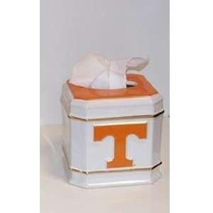 Tennessee Volunteers Bathroom Tissue Box Cover NCAA
