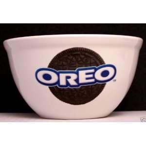 Oreo Brand Ceramic Ice Cream Bowl (20 oz.): Everything Else