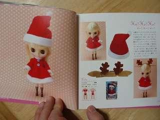 CWC Petite Blythe doll drPhoto Book  Petite Mania 2